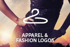 LogoMood Apparel & Fashion Logos for sale