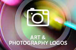 LogoMood Art & Photography Logos for sale