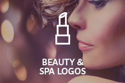 LogoMood Beauty & Spa Logos for sale