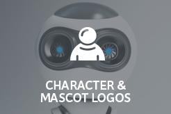 LogoMood Character & Mascot Logos for sale