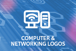 LogoMood Computer & Networking Logos for sale
