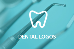 LogoMood Dental Logos for sale