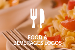 LogoMood Food & Beverages Logos for sale