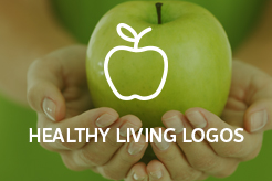 LogoMood Healthy Living Logos for sale