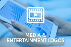 LogoMood Media & Entertainment Logos for sale
