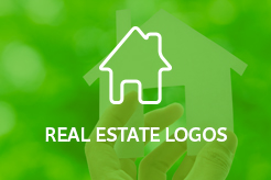 LogoMood Real Estate Logos for sale