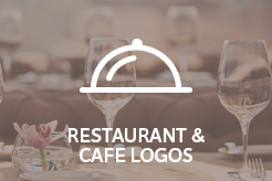 LogoMood Restaurant & Cafe Logos for sale