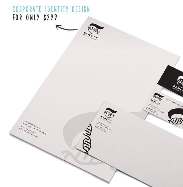 Corporate Identity Design Service