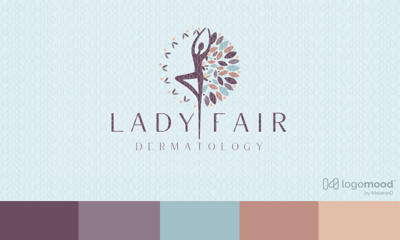 Lady Fair Logo Design For Sale