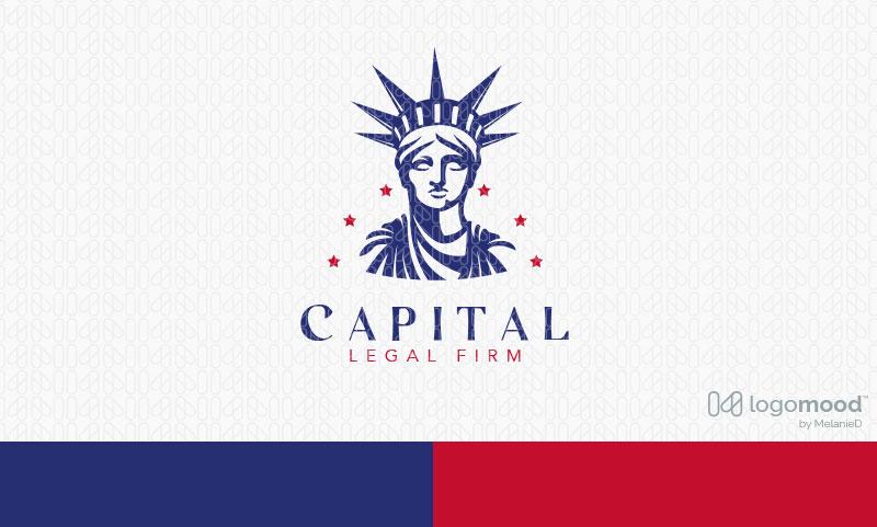 Liberty Capital Logo Design For Sale