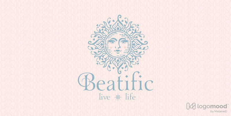 Beatific Beauty Logos For Sale