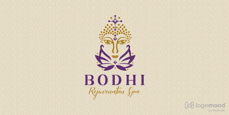 Bodhi Spa Beauty Logos For Sale