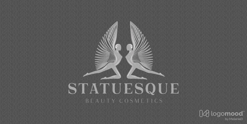 Statuesque Beauty Logos For Sale