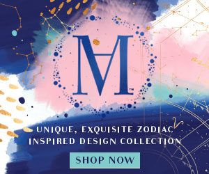Mood Astrology Unique, Exquisite Zodiac Inspired Design Collection