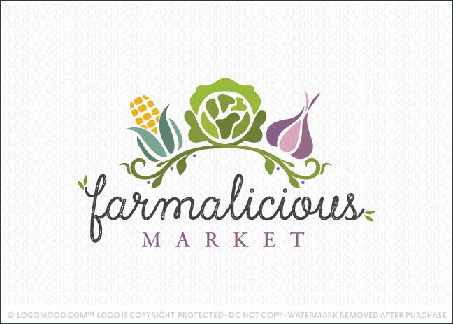 Far malicious Market Logo For Sale