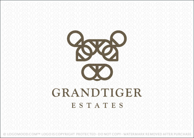 Grand Tiger Logo For Sale