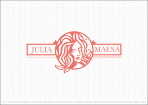 Julia Maesaa Logo For Sale
