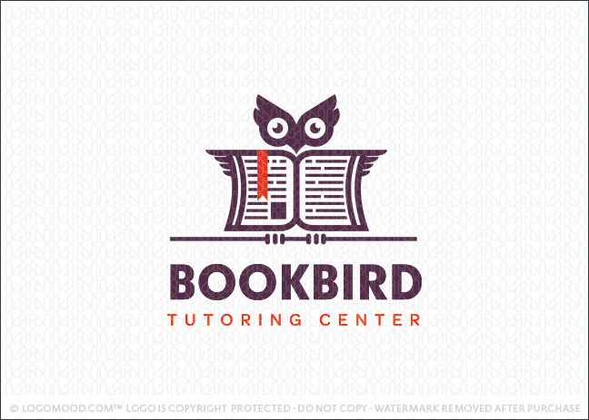 Owl Bird Book learning Log For Sale