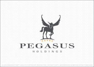 Pegasus Horse Logo For Sale