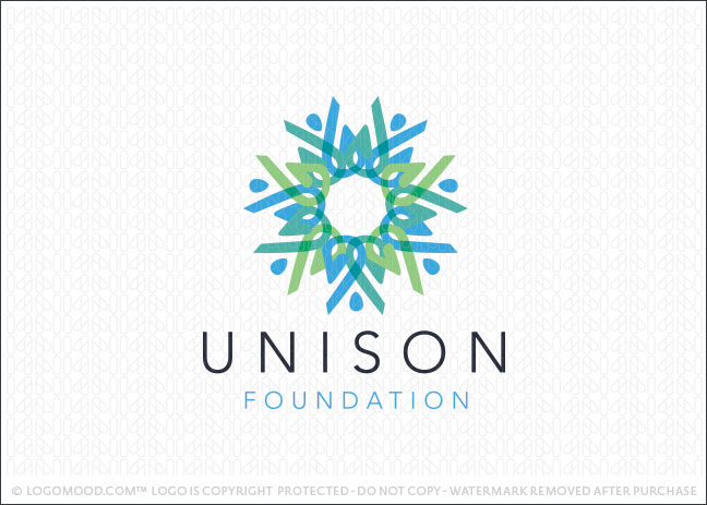 Unison Foundation Logo For Sale