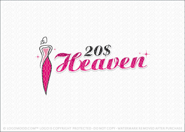 20$ Heaven Logo For Sale