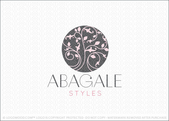 Abagale Styles Logo For Sale