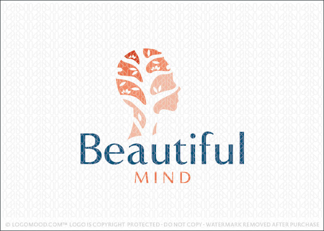Beautiful Minds Logo For Sale