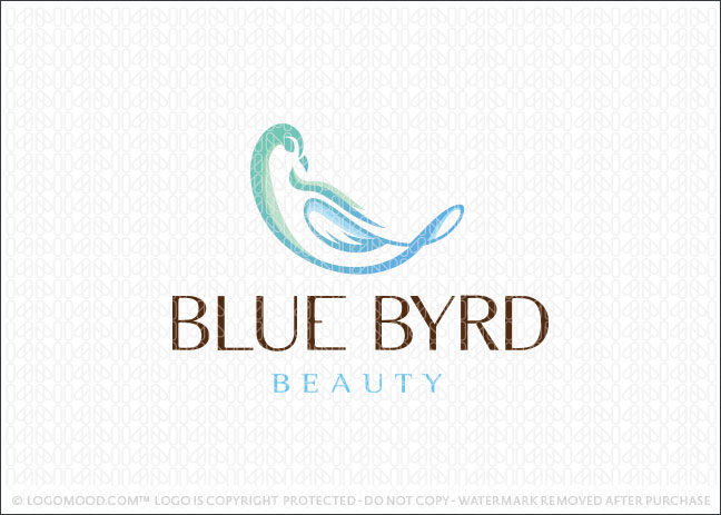 Blue Bird Logo For Sale