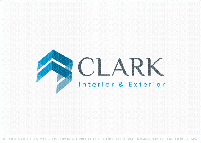 Clark Interior Logo For Sale