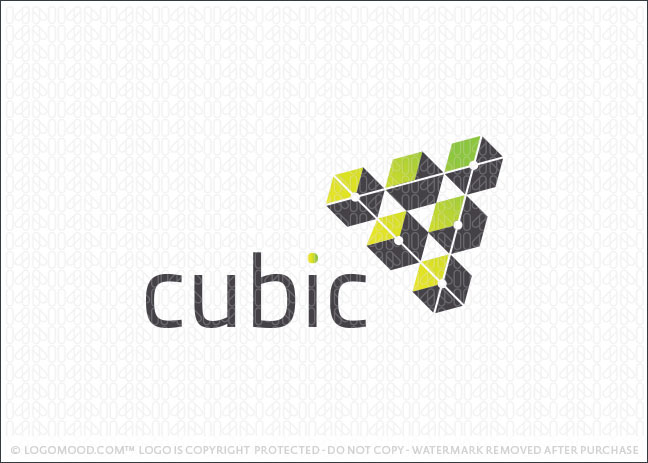 Readymade Logos for Sale cubic Archives | Readymade Logos ...