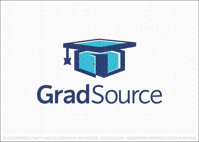 Grad Source Logo For Sale