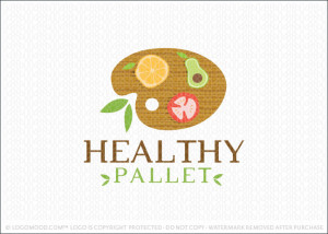 Healthy Pallet Logo For Sale