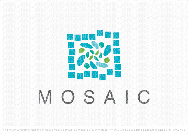 Mosaic Logo For Sale