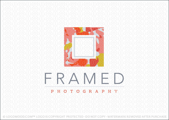 Readymade Logos for Sale Picture Frame Photography   Readymade Logos ...