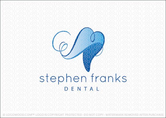 Stephen Franks Dental Logo For Sale