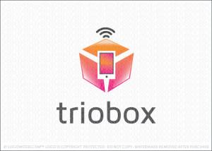Triobox Logo For Sale