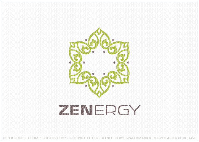 Zen Energy Logo For Sale