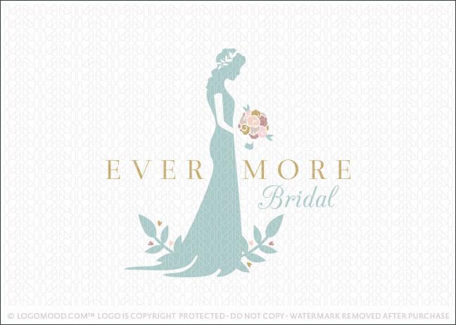 Wedding Bridal Logo For Sale