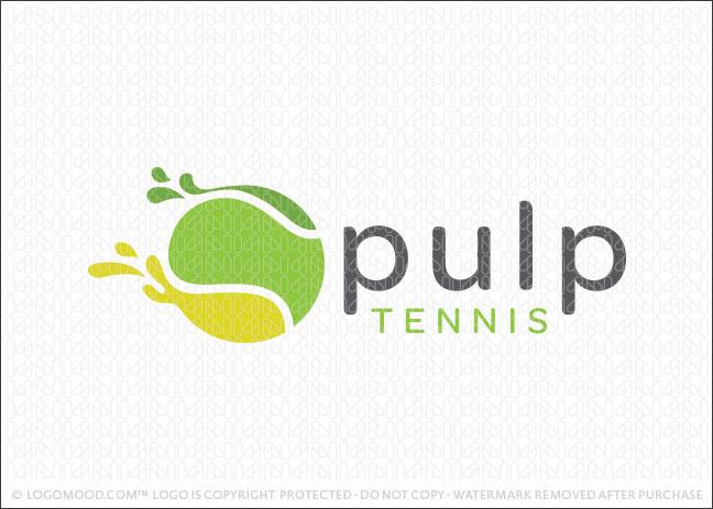 Tennis Ball Company Logo For Sale