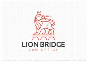 Lion Bridge Company Logo For Sale