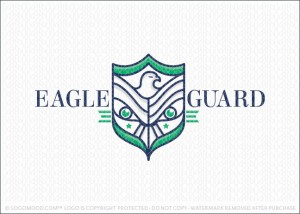 Eagle Shield Company Logo For Sale