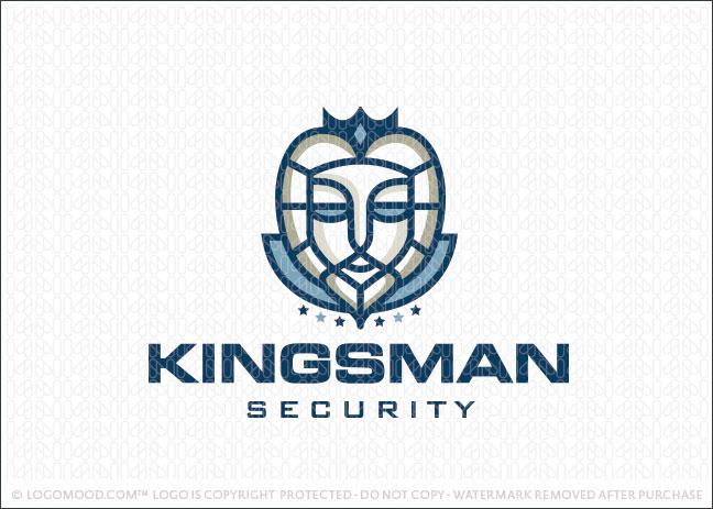 Kings Man Company Logo For Sale