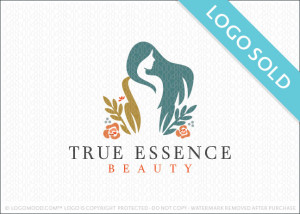 True Essence Beauty Logo Sold