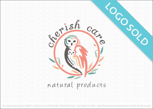 Cherish Care Logo Sold
