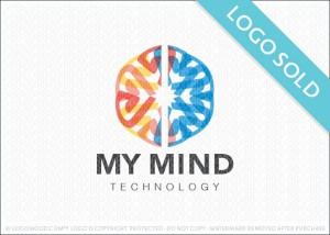 My Mind Logo Sold