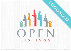 Open Listing Logo Sold