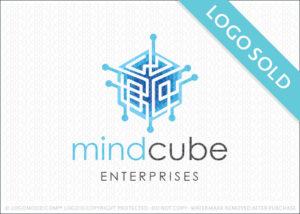 Mind Cube Logo Sold
