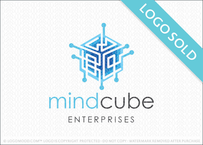 Mind Cube Logo Sold