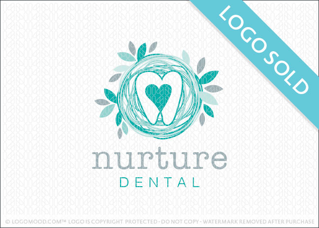 Nurture Dental Logo Sold