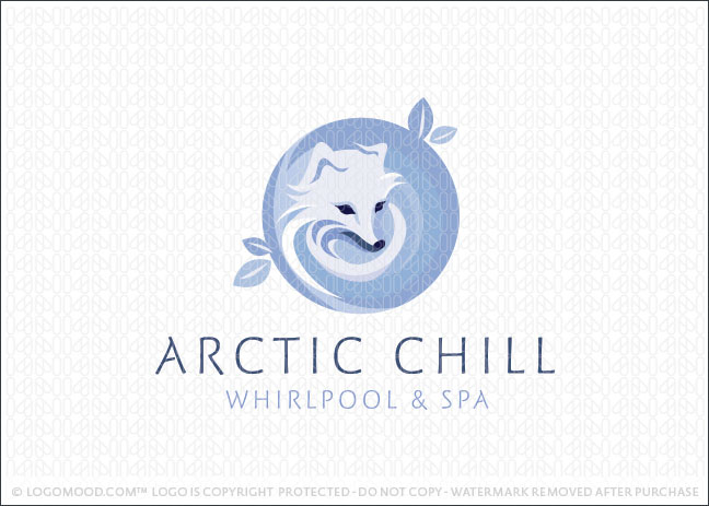 Arctic Fox Whirlpool Logo For Sale